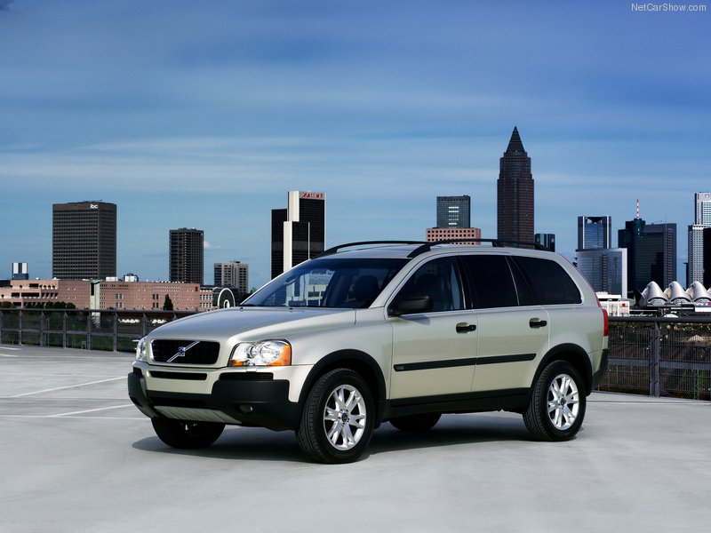 Volvo-XC90 2002 800x600 wallpaper 13